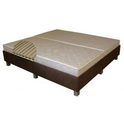 Meble hotelowe | Łóżko Hotelowe z listwami elastycznymi