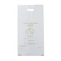 awek.eu | Hotel Einweg Wäschebeutel Plastik 500 Stück