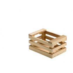 naczynia dla gastronomii | Skrzynka drewniana, do serwowania