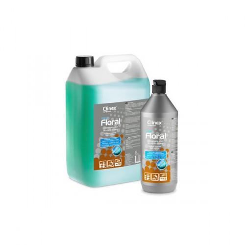 Clinex Floral Ocean płyn do mycia podłóg i innych powierzchni -