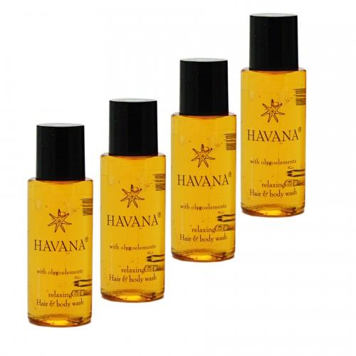 Havana |  Hotel Shampoo&Duschgel 2in1 Flasche 30ml Havana 50