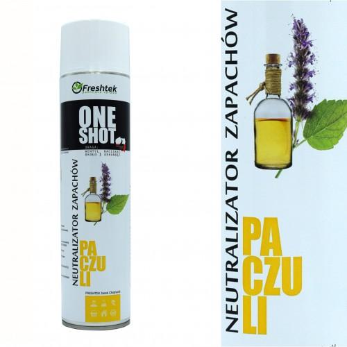 Luftspray für Hotel - Paczuli - 600ml