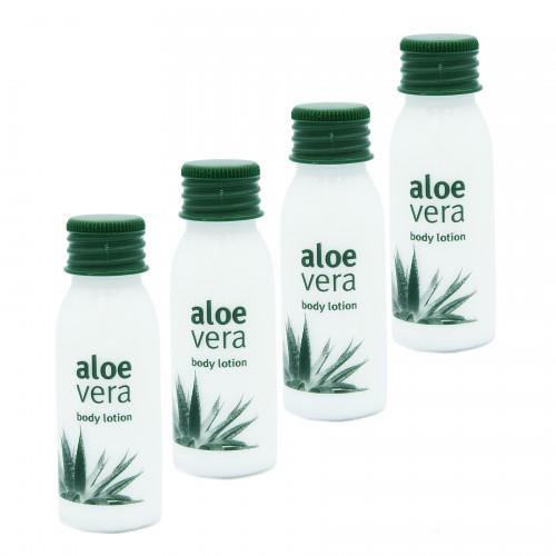 Balsam do ciała 450szt Aloe Vera 30ml hotelowy