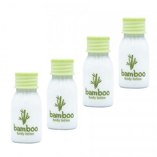 Body lotion, balsam do ciała hotelowy Bamboo 20ml 100szt