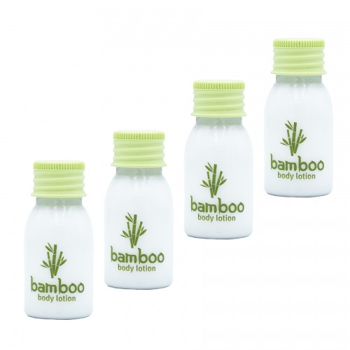 Bamboo |  Body lotion Hotel Körperlotion Bamboo 20ml 600 Stück