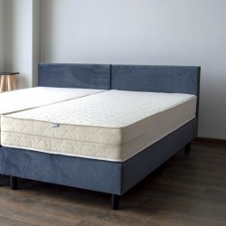 Meble hotelowe | Łóżko Hotelowe Standard 90x200 cm z materacem