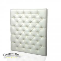 Panel tapicerowany | Pikowanie guzikami