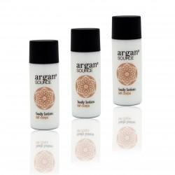 Kosmetyki hotelowe    Balsam do ciała, Argan 30ml 450szt