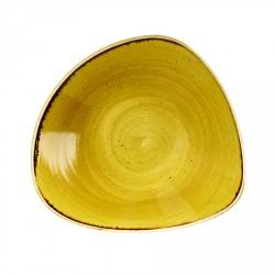 hotelowe.co | Salaterka trójkątna 18,5 cm ręcznie zdobiona
