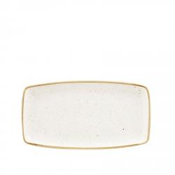Półmisek porcelanowy szerokość 15 cm Evolve STONECAST BARLEY WHITE