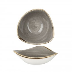 Miska EVOLVE średnica 18,2 cm  porcelana Churchill Stonecast Peppercorn Grey
