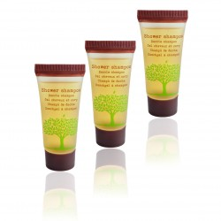 kosmetyki hotelowe | Szampon-żel 25 ml, NATURE, 50szt