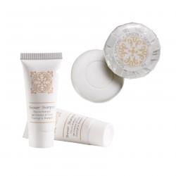 kosmetyki hotelowe   Acanto set kosmetyków mydełko 15g 200 szt
