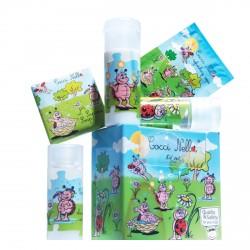 Kinder Kosmetik Set Hotel Reise Shampoo Duschgel Seife