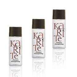 Karite szampon do włosów z masłem shea 30 ml 450 szt