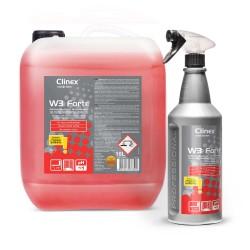 hotelowe.co | Clinex W3 Forte płyn do czyszczenia urządzeń