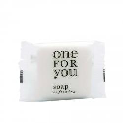 Mydło hotelowe w folii One For You 15g 100szt