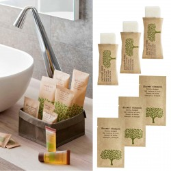 Nature |  Hotel Set Nature Shampoo&Duschgel 10ml 500 Stk. und