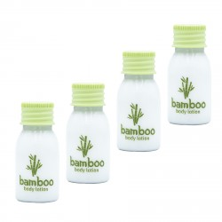 Body lotion, balsam do ciała hotelowy Bamboo 20ml 50szt