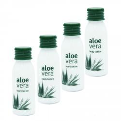 Aloe Vera |  Hotel Body lotion milk creme Körperlotion 50 Stück