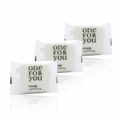 One For You |  Hotel Seife Hotelseife Folie flow pack One For