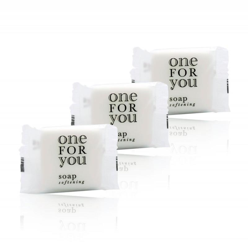 Kosmetyki Hotelowe | Mydło hotelowe w folii One For You