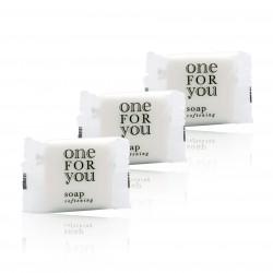 Kosmetyki Hotelowe | Mydło hotelowe One For You