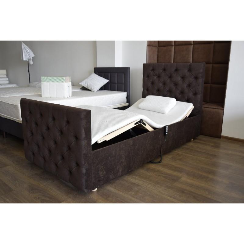 Łóżko regulowane elektrycznie