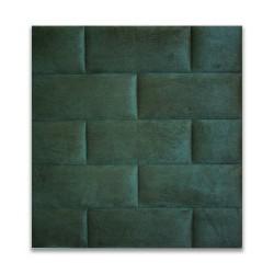 Panel tapicerowany, kostka, do własnego montażu, 3D, różne rozmiary