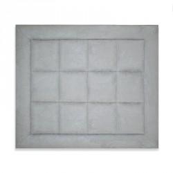 Panele Tapicerowane | 6 | Panel tapicerowany | Kostka w ramce