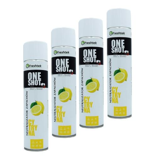 Extra Stark Lufterfrischer   Lufterfrischer für Hotel - Zitrone