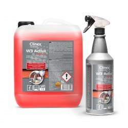 hotelowe.co | Clinex W3 ActiveShield płyn do codziennego mycia