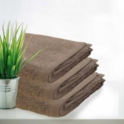 Beżowe Ręczniki Hotelowe 100% bawełna | Wyposażenie hoteli Comfort-Pur
