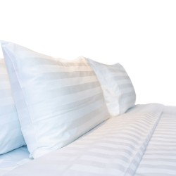 Hotel Bettlaken Betttuch aus Baumwolle Santos