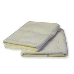Badteppich Badematte Fuß Frotte 100% Baumwolle 650 g/m2 BEIGE