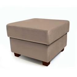 Tapicerowana pufa z pojemnikiem | Producent Comfort-Pur